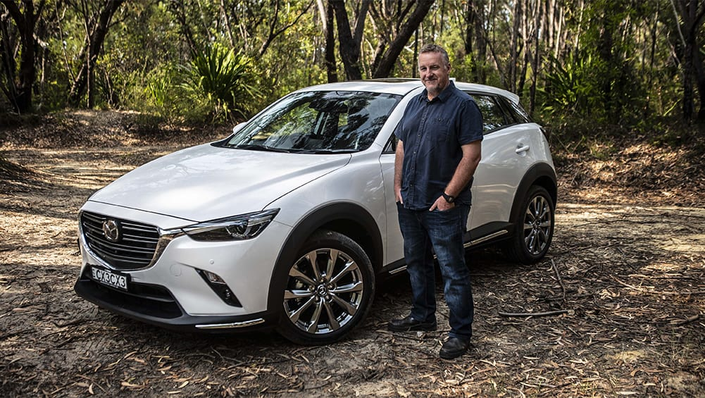 Mazda CX-3 2019 off-road review: Akari Limited Edition FWD