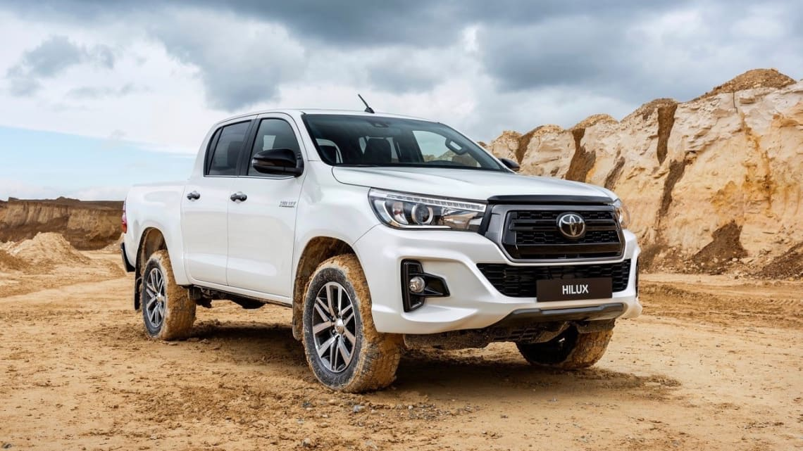 New Toyota HiLux 2020: Everything you need to know about refreshed Ford Ranger rival