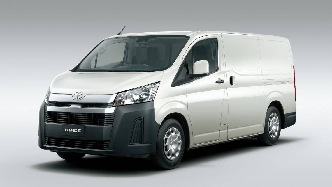 Toyota HiAce 2019 to score Apple CarPlay, Android Auto