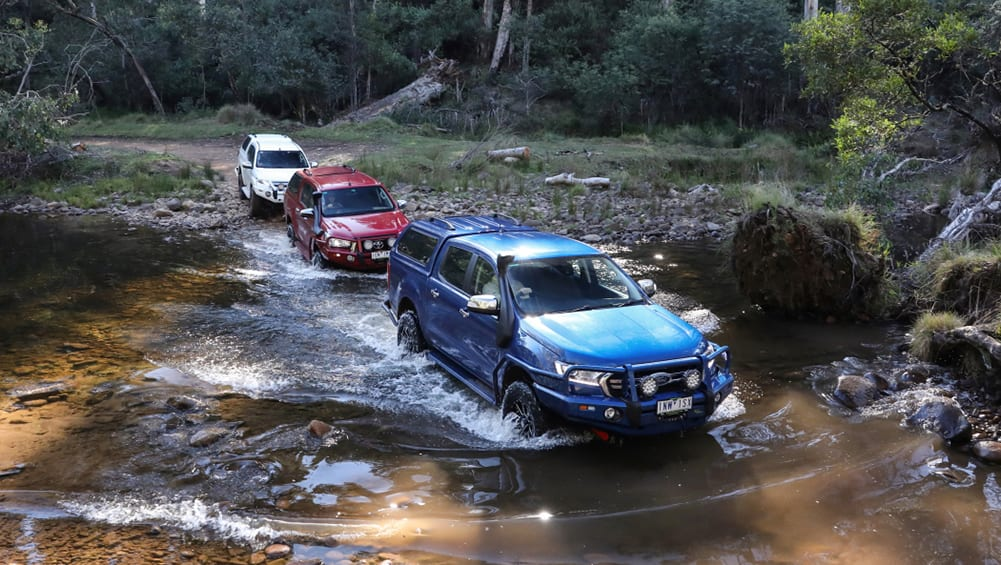 Best Canopies for a Dual-Cab Ute