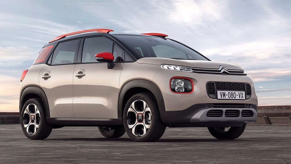 Citroen C3 Aircross 2019 pricing and specs confirmed