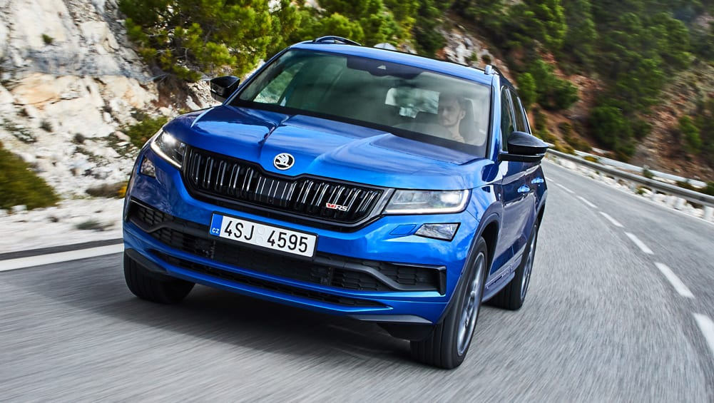 Torque of the town: 176kW/500Nm Skoda Kodiaq RS 2020 confirmed for Aus