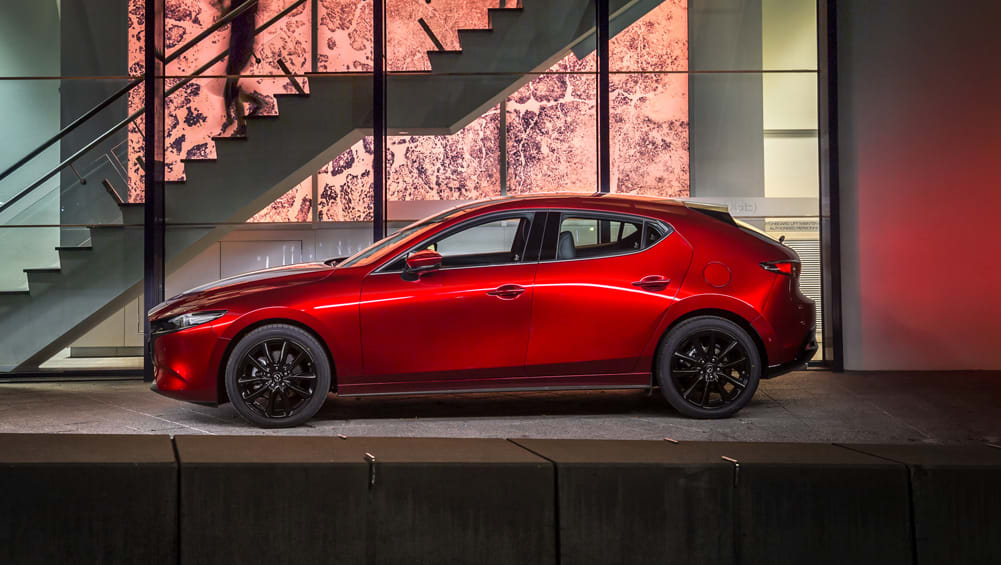 Mazda concedes new 3 can't be #1 in Aus