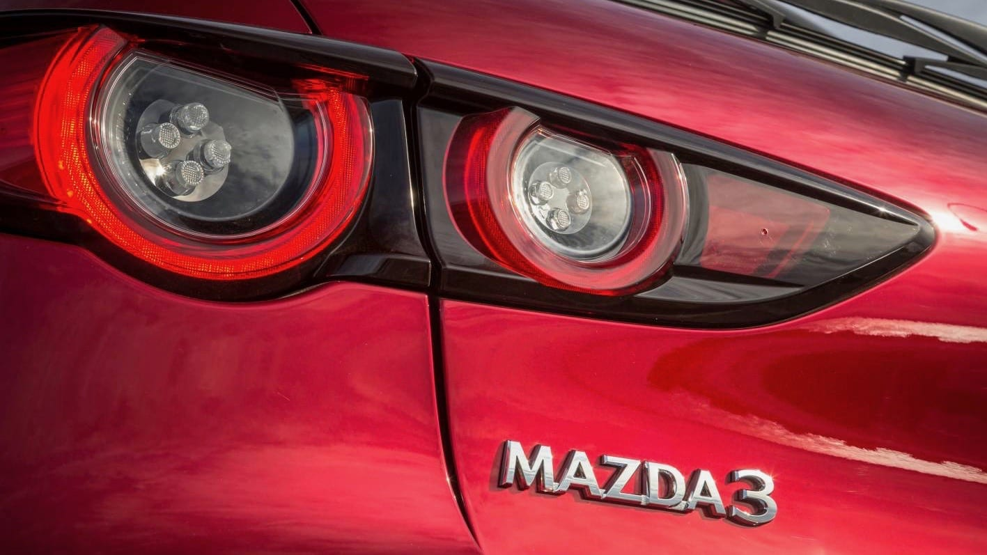 Mazda3 offers wireless phone charging, not for Australia