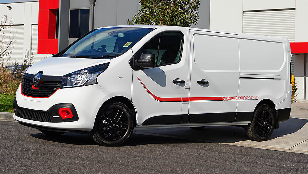 Renault Trafic Formula Edition 2019 pricing and specs confirmed