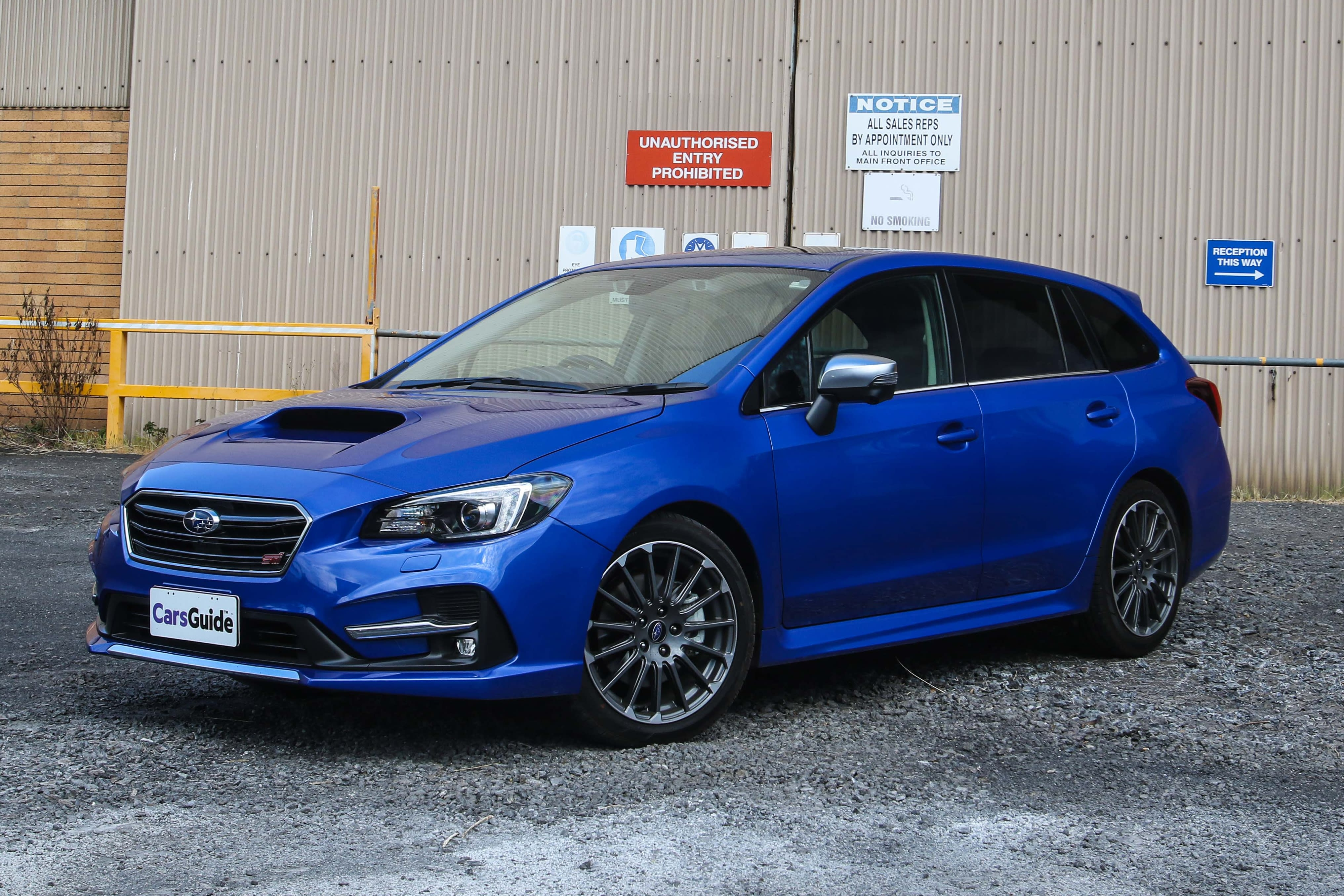 2018 Subaru Impreza Sport Hatchback >> Subaru Levorg 2018 review | CarsGuide