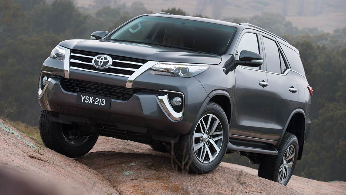 2015 Toyota Fortuner Suv Revealed Video Car News Carsguide