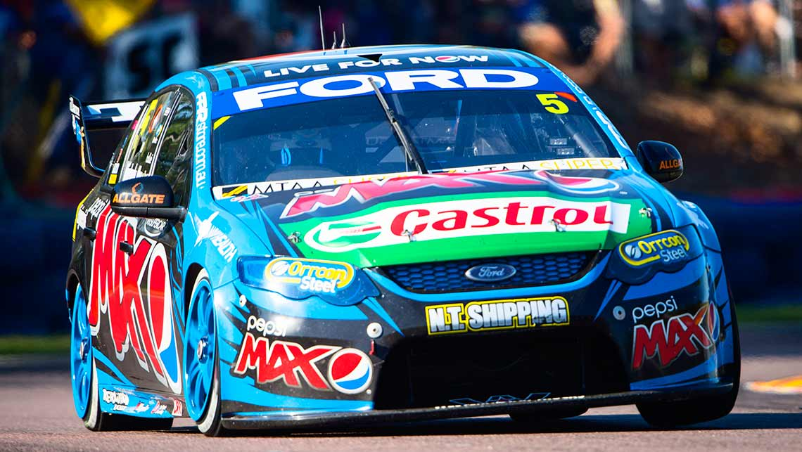 Ford Set To Exit V8 Supercars Car News Carsguide