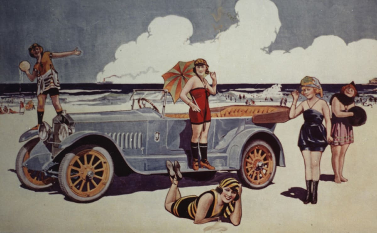 Holden and Ford didn\'t invent the Aussie six, these guys did ...