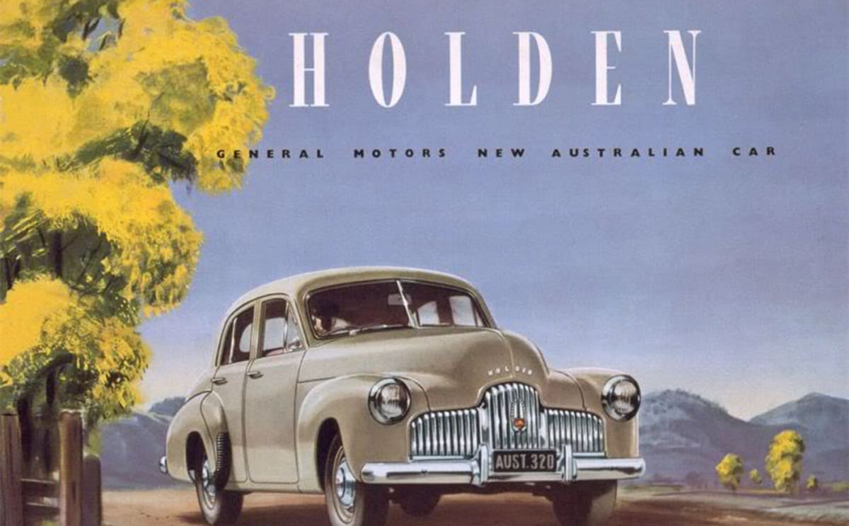 How the first Holden came about | carsguide - OverSteer