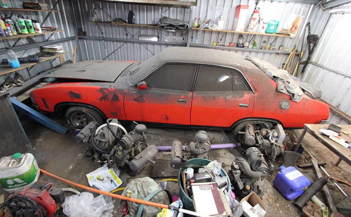 Mothball\' headlines the Survivor Car & Barn Find Show Spectacular ...