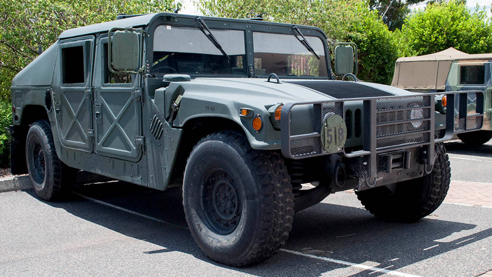 There Is An Actual Hmmwv For Sale In Australia Right Now