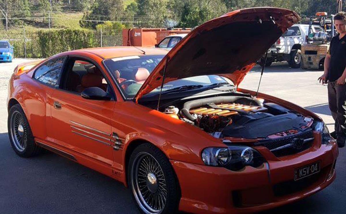 Weird And Wonderful The V12 Holden Monaro Carsguide