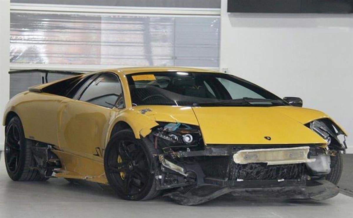 Bargain Lamborghini Murcielago Is Renovator S Delight Carsguide