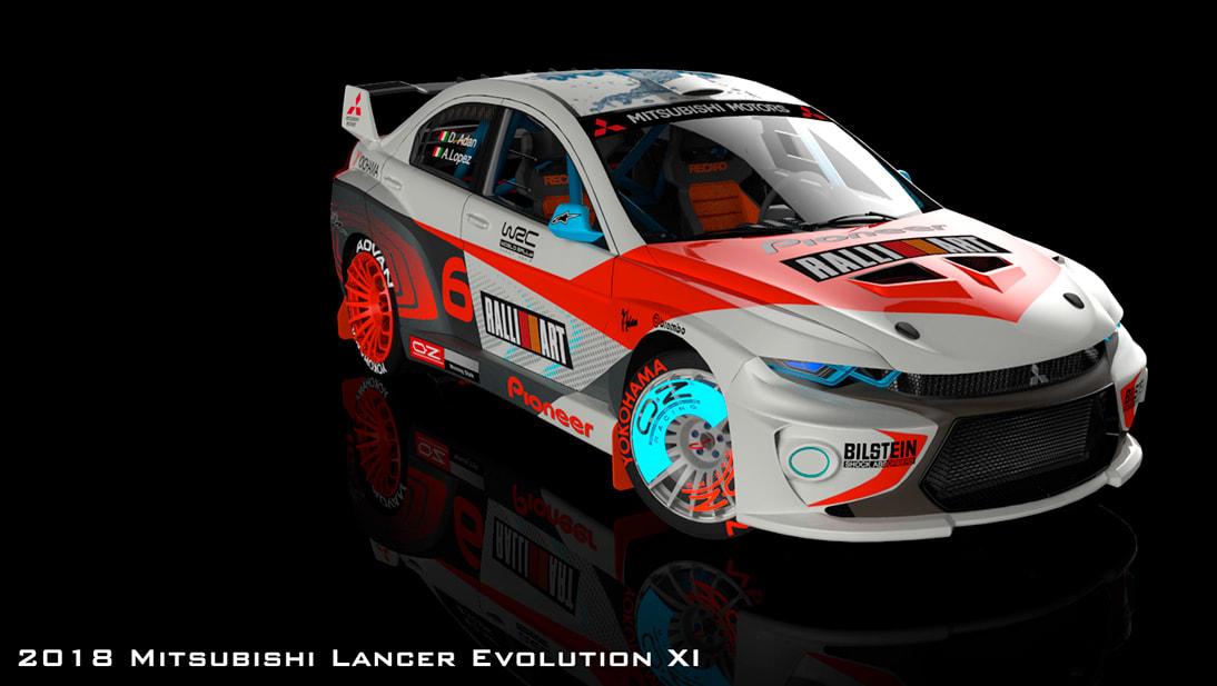 This die-hard is designing the next Mitsubishi Evo ...