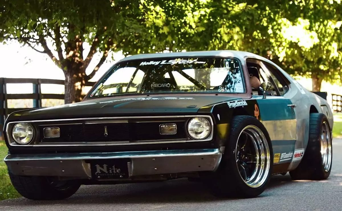 The Ultimate Handling Mod For An Old Muscle Car