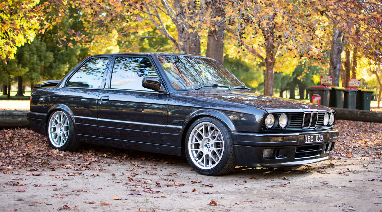 Show Me What Youve Got Bens Not So Dirty E30 Carsguide Oversteer 1989 Bmw M3 Electrical Troubleshooting Manual Without A Doubt The Cleanest Youll See Today