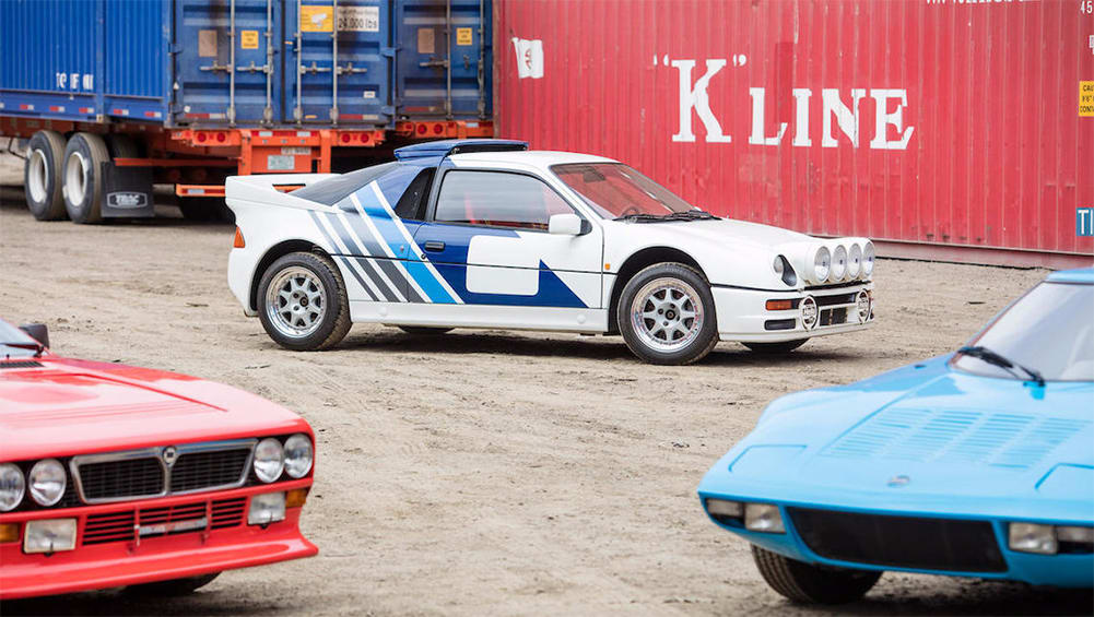 This unholy auction will see the sale of Group B rally unicorns ...