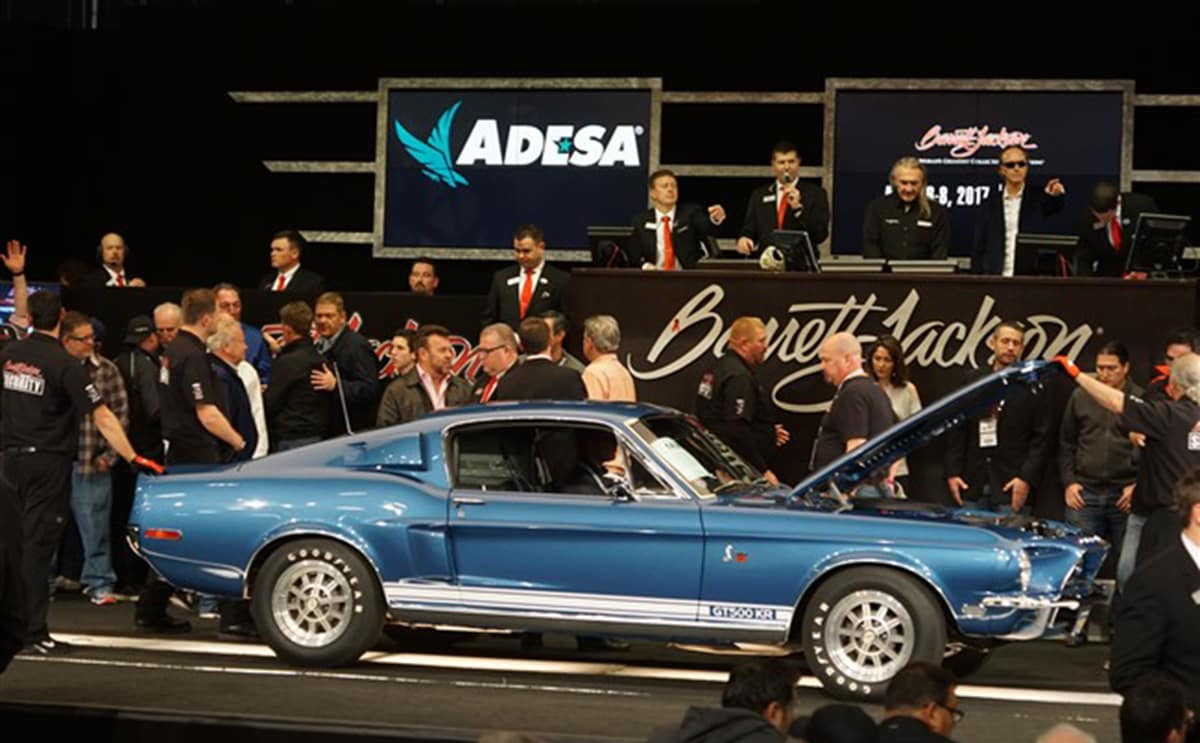How To Win At Classic Car Auctions CarsGuide OverSteer - Car auction show