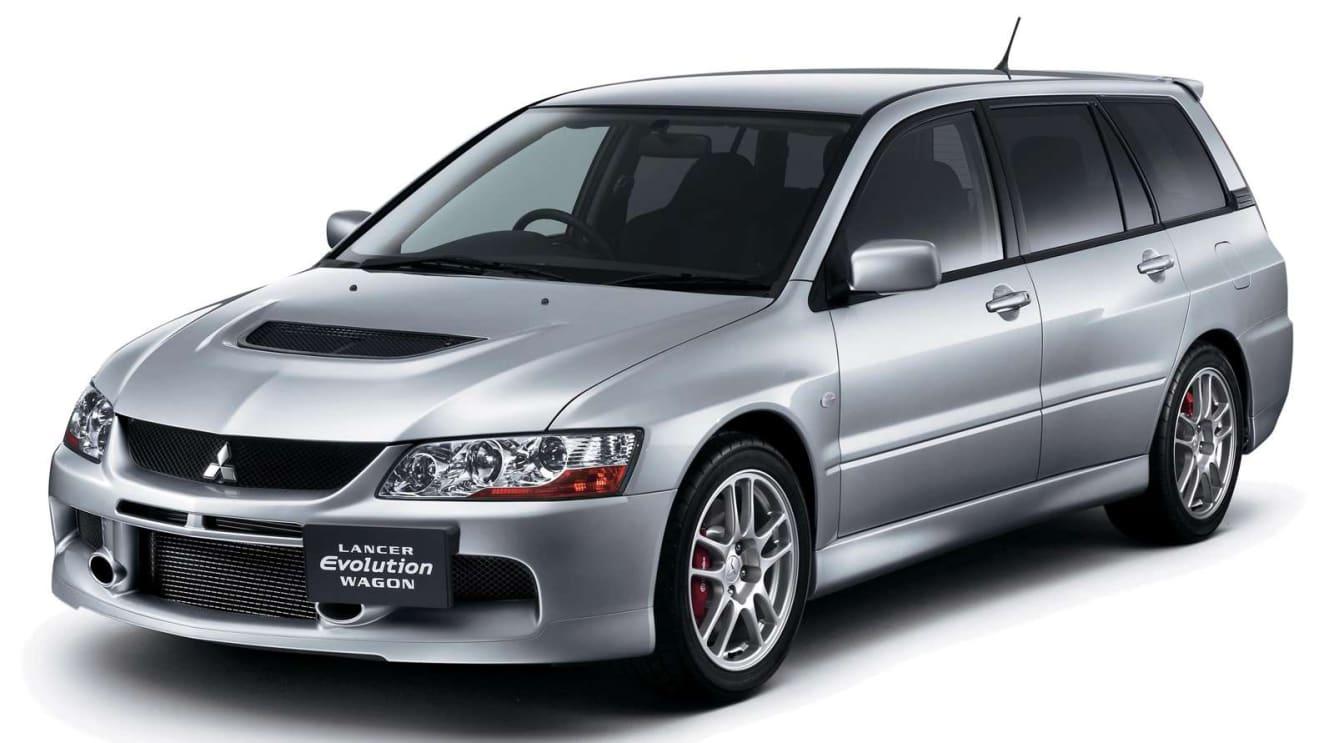 Weird Wagons: Mitsubishi Lancer Evolution IX Wagon   CarsGuide ...
