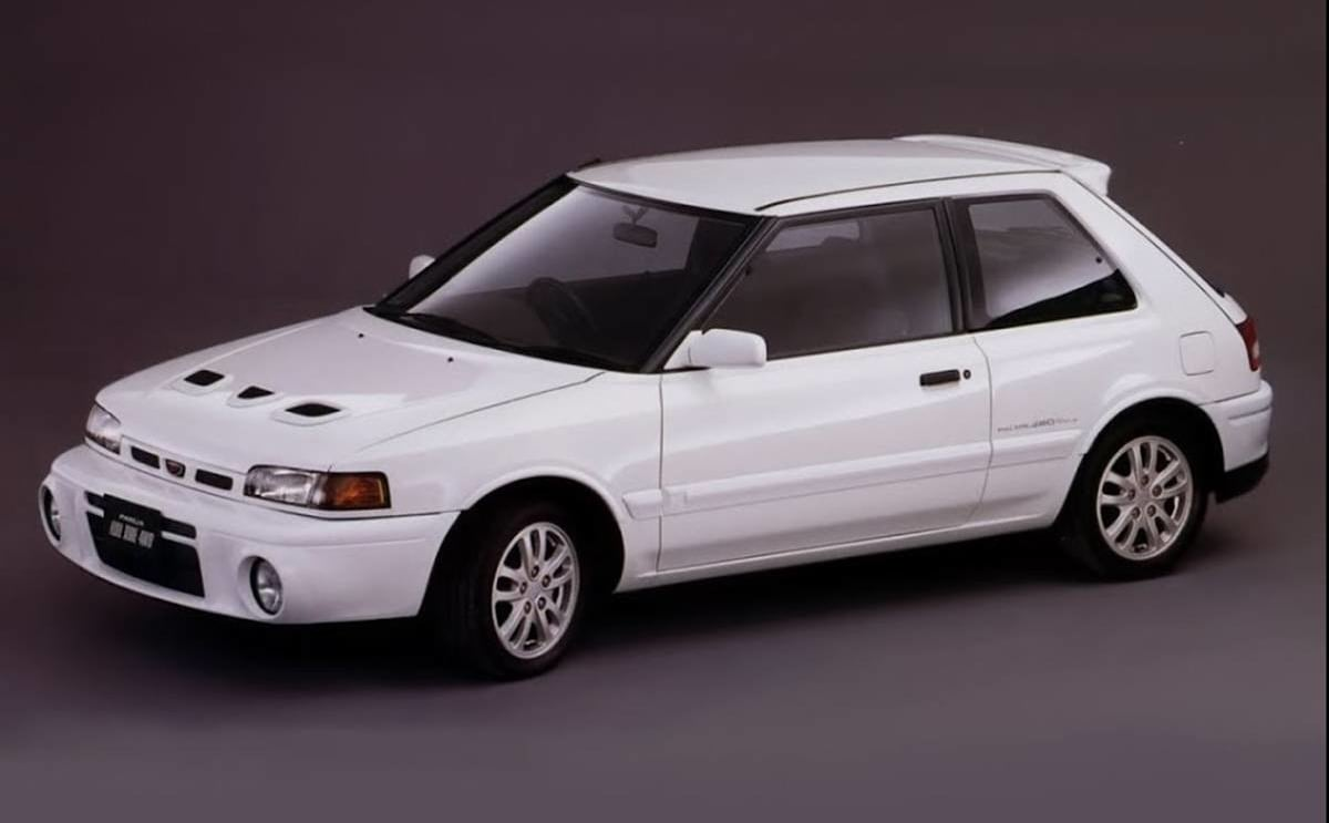 mazda once offered all wheel drive versions of its 323 and 6 you may have forgotten about. Black Bedroom Furniture Sets. Home Design Ideas