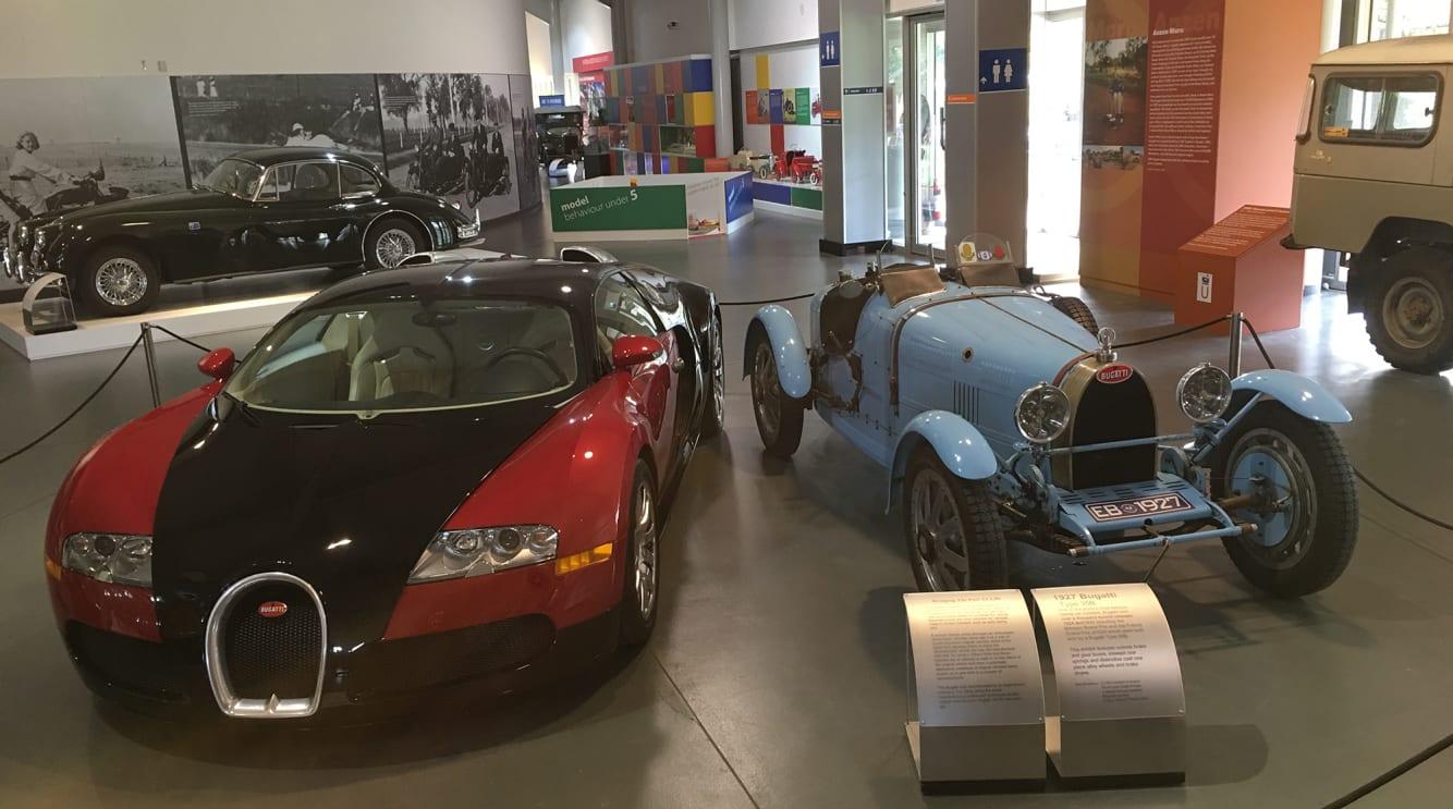 Can you buy a bugatti veyron in australia