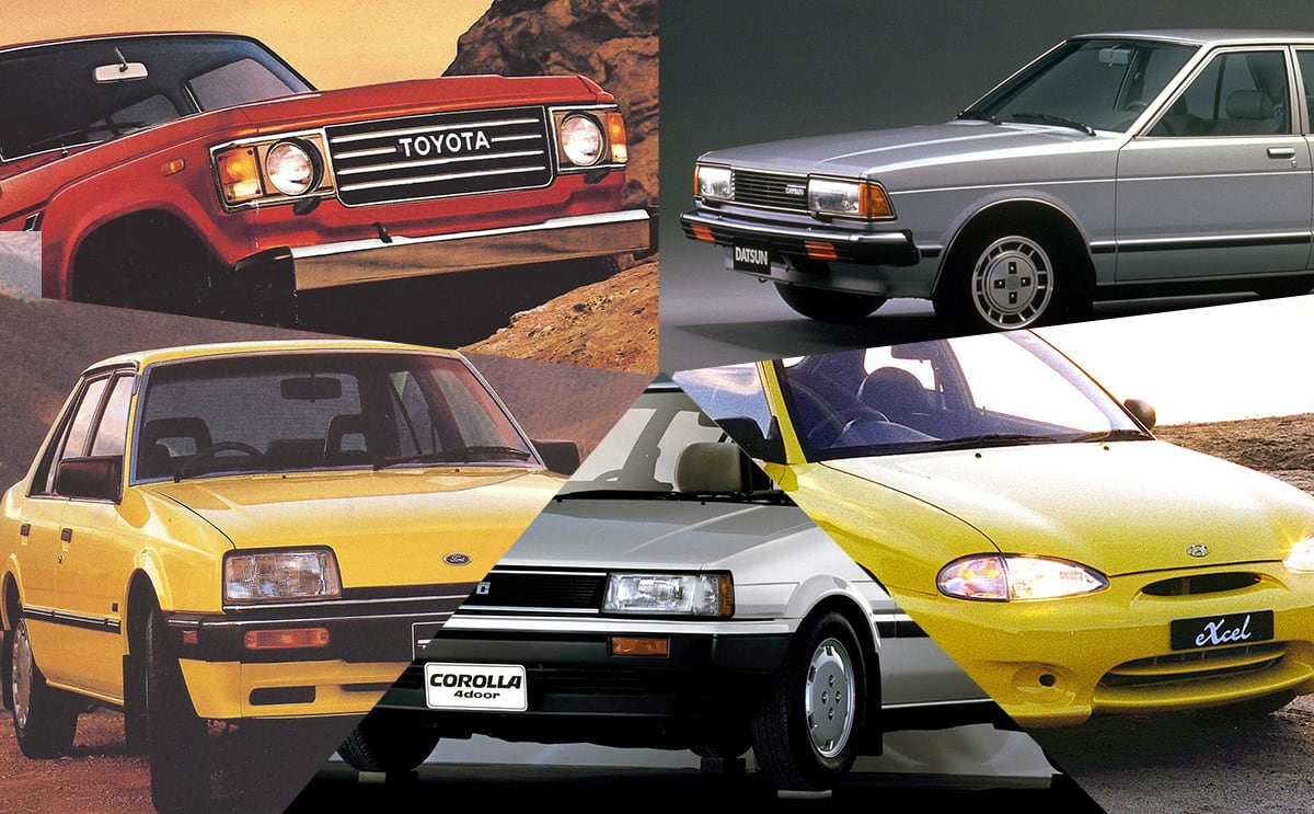 Top 5 Most Unlikely Cars Guaranteed To Become Collectable