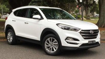 Hyundai Tucson Active X 2016 Review Long Term Video