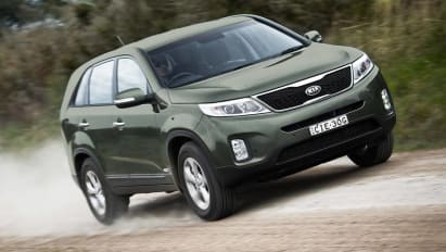 kia sorento 2014 review carsguide. Black Bedroom Furniture Sets. Home Design Ideas