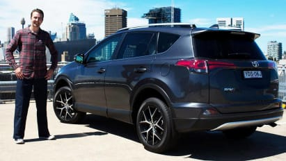 toyota rav4 gxl awd petrol 2016 review carsguide. Black Bedroom Furniture Sets. Home Design Ideas