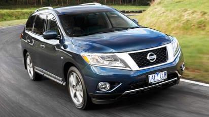 Nissan Pathfinder ...