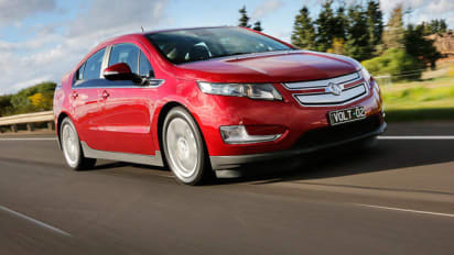 holden volt review carsguide
