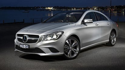 mercedes benz cla class  review carsguide