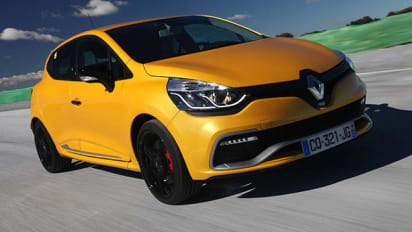 Renault clio sport 2014