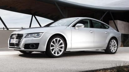 2011 Audi A7 3 0 Tfsi Review Carsguide