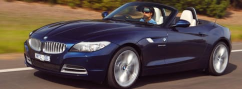 First Drive Bmw Z4 Roadster Carsguide