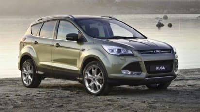 ford kuga titanium 2013 review carsguide. Black Bedroom Furniture Sets. Home Design Ideas