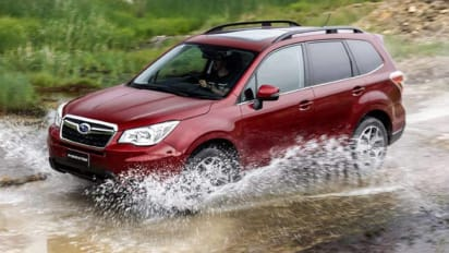 Subaru forester 2012 review australia
