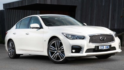 Infiniti Q50 S Hybrid Review First Drive Carsguide
