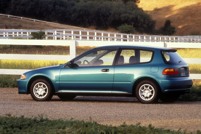 Used Honda Civic Review 1990 1995 Carsguide