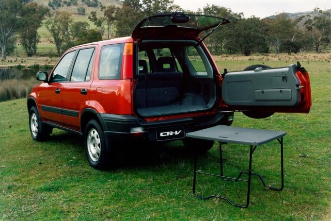 Used Honda CR-V review: 1997-2001 | CarsGuide