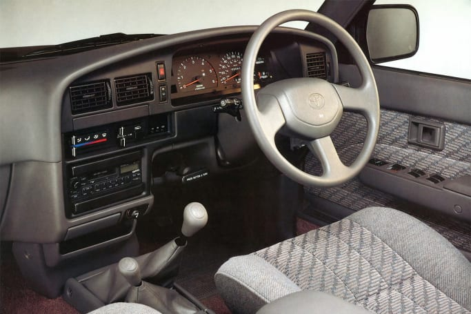 Used Toyota Hilux Review 1997 2005 Carsguide