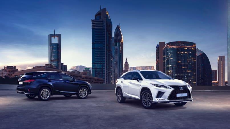 Lexus Rx 2020 Apple Carplay Android Auto Lead Cabin Tech Overhaul