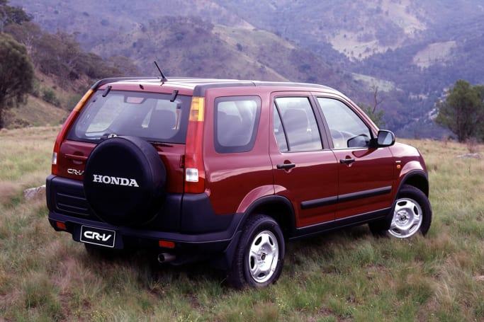 Used Honda CR-V review: 2001-2007   CarsGuide