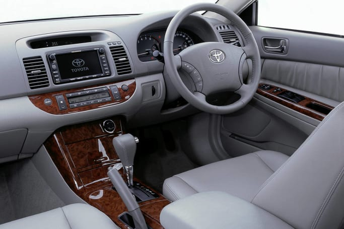 used toyota camry review 2002 2006 carsguide. Black Bedroom Furniture Sets. Home Design Ideas