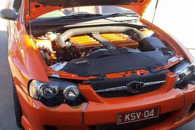 Weird and wonderful: the V12 Holden Monaro | CarsGuide - OverSteer