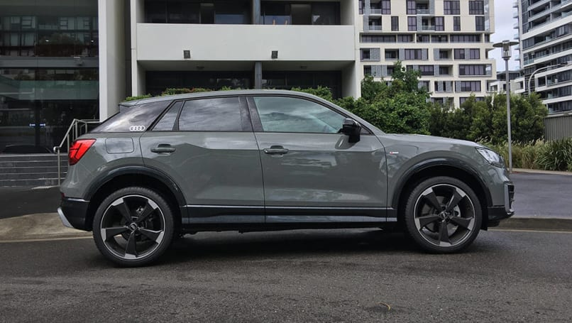 What To Do With Used Car Seats >> Audi Q2 1.4 TFSI 2017 review | CarsGuide
