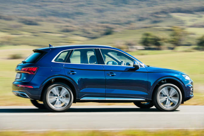 This new Audi Q5 is hugely likeable from behind the wheel, and feels exactly as a premium SUV probably should.