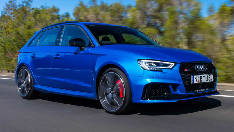 Audi Rs3 Sportback 2017 Pricing And Spec Confirmed Car News