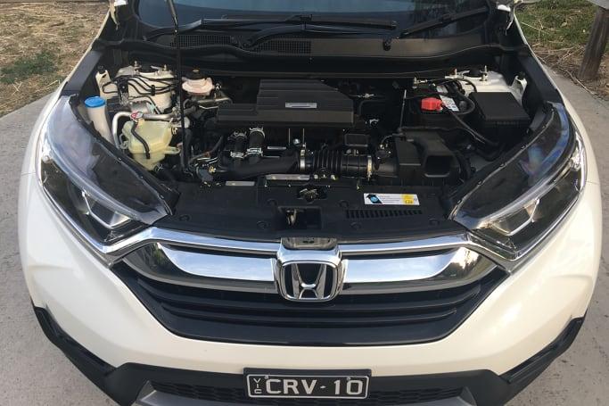 Honda Cr V Vti 2017 Review Carsguide